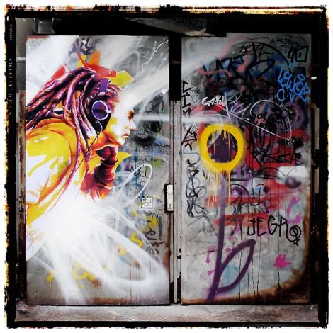 GANGSTER // STRASBOURG STREET // 2013